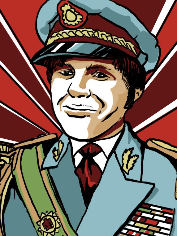 Gen. Mateo
