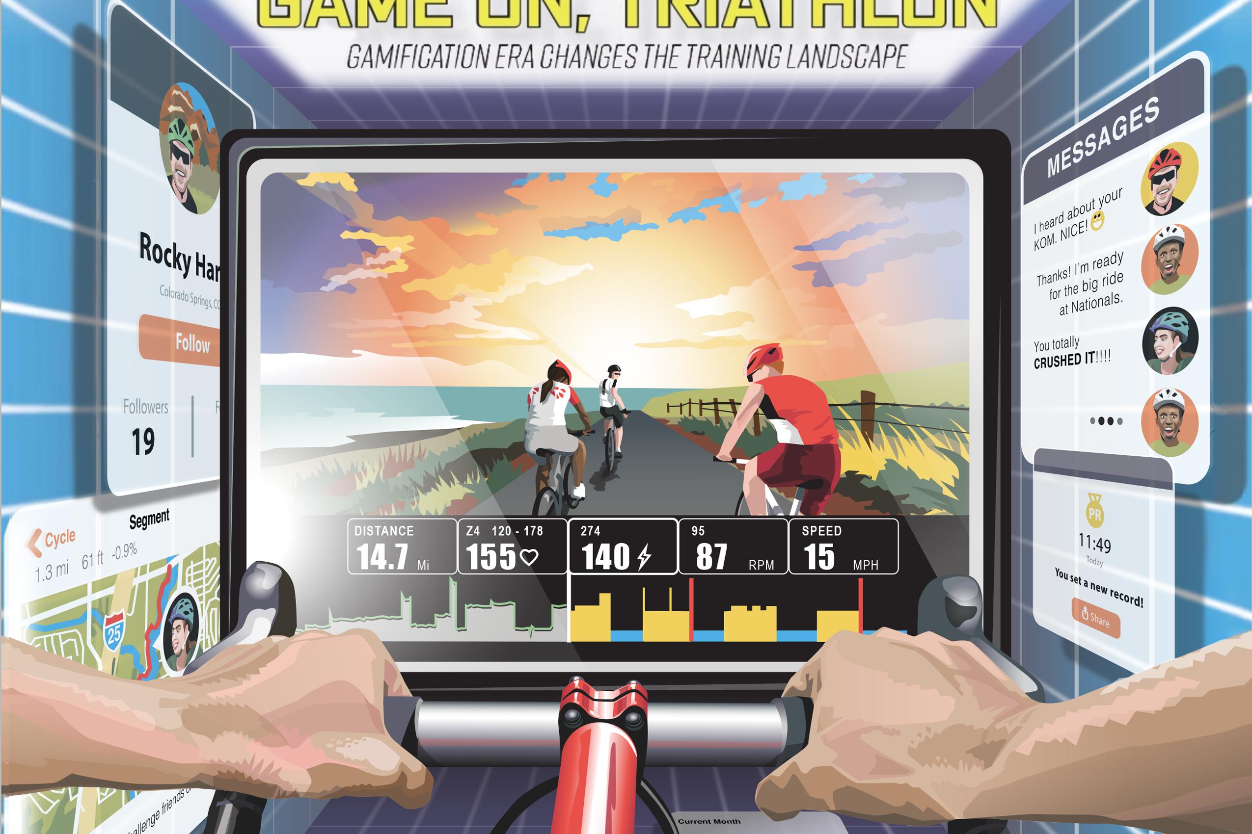 USA Triathlon Magazine, Tech Issue